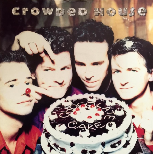 "Crowded House - Chocolate Cake (12"") (VG++/G)"